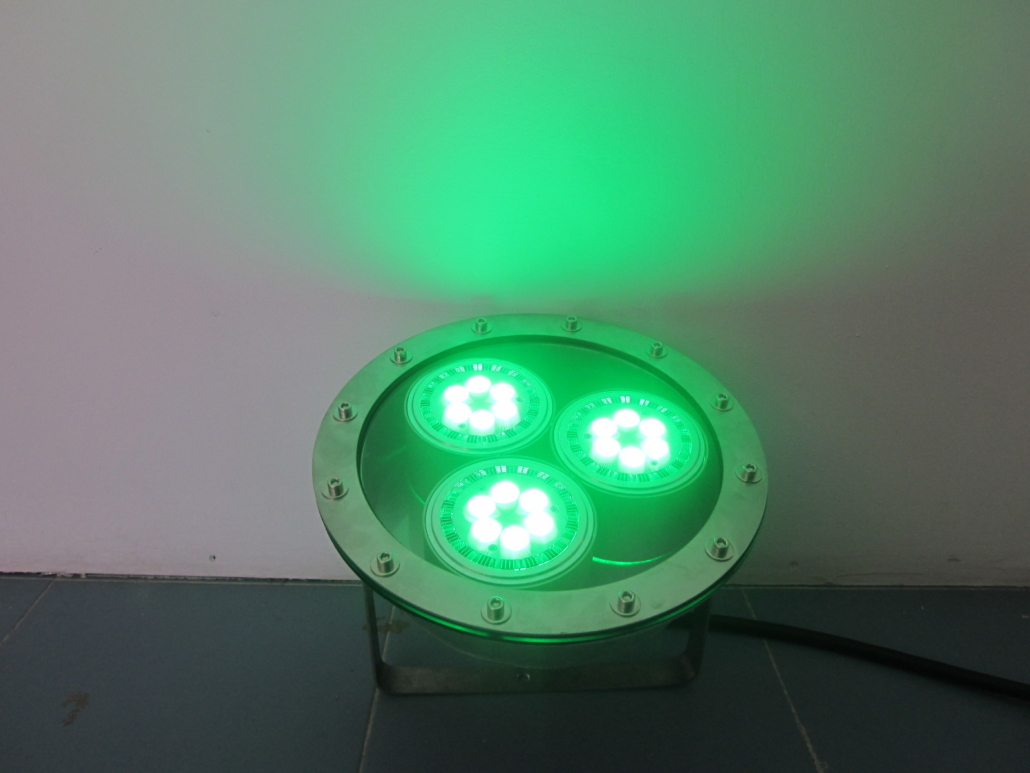 TRIPLE LED LIGH