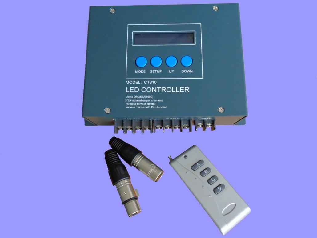 LED CONTROLLER RGBW