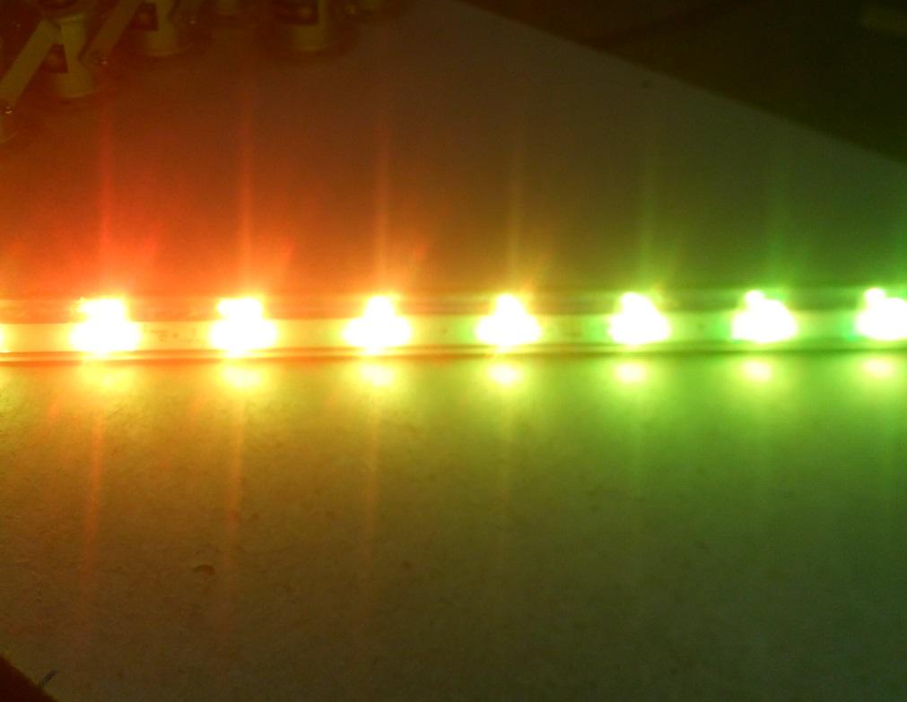 TUBO DE LED