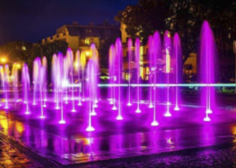 FONTAINE MUSICALE